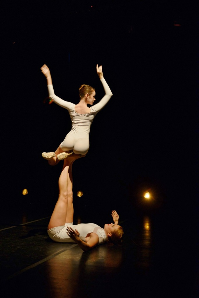 Guillame Gaudet Dancers Kaitlyn Salisbury Sheena Annalise