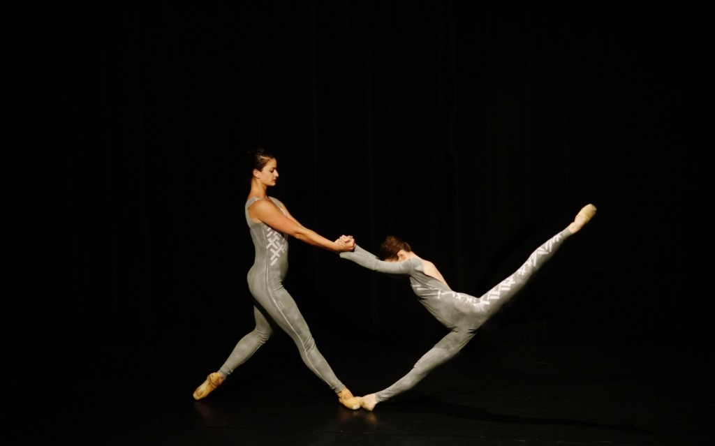 Sheena Annalise Arch Contemporary Ballet