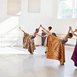 Arch Contemporary Ballet Mark Morris Dance Group Concetta Abbate Chateau Voxare String Quartet Sheena Annalise