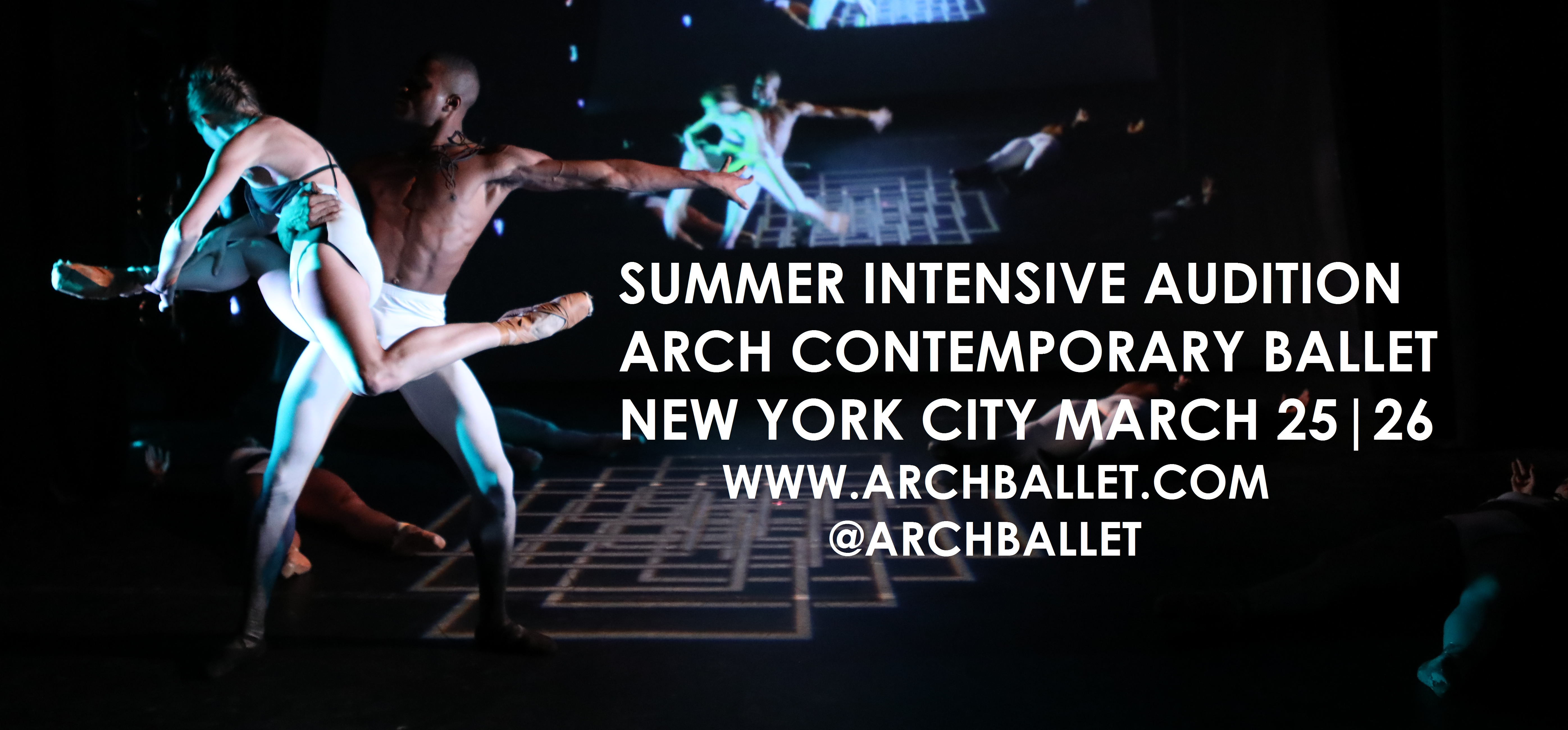 2016 Arch Contemporary Ballet